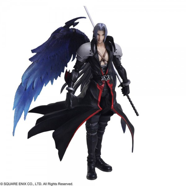 Final Fantasy 7 - Sephiroth Actionfigur / Bring Arts: Square Enix