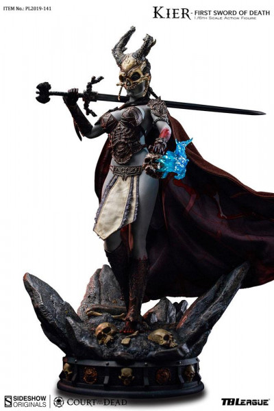 Court of the Dead - First Sword of Death Actionfigur: TBLeague