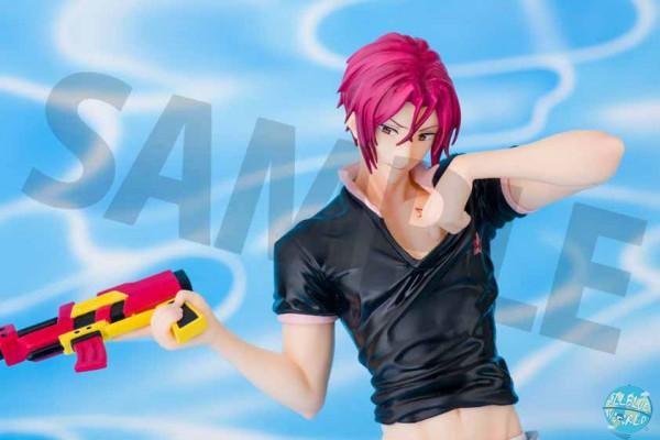 Free! Eternal Summer - Rin Matsuoka Statue: Chara-Ani