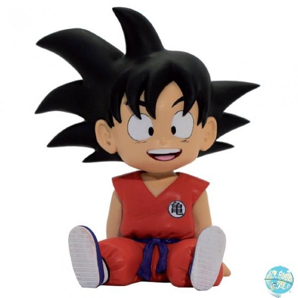 Dragonball - Son Goku Spardose: Plastoy