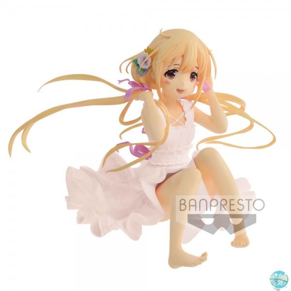 The Idolm@ster Cinderella Girls - Anzu Futaba Figur - EXQ: Banpresto