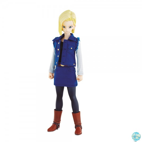 Dragonball Gals - Android No.18 Statue: MegaHouse