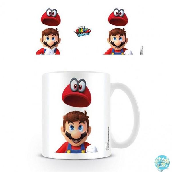 Nintendo - Super Mario Odyssey Tasse - Cap Pop Off: Pyramid
