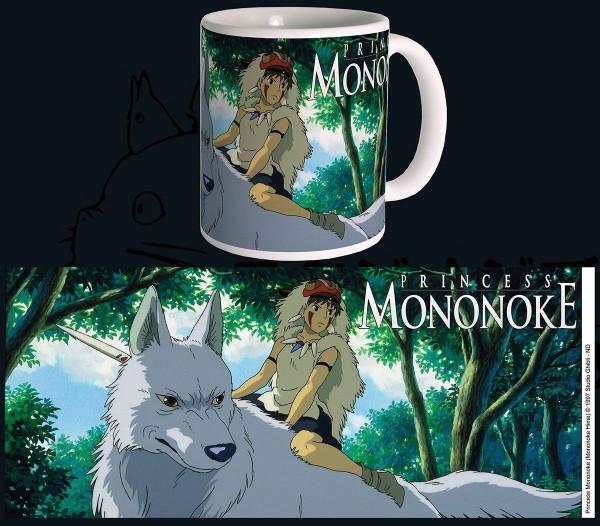 Studio Ghibli - Tasse / Prinzessin Mononoke Motiv: Semic