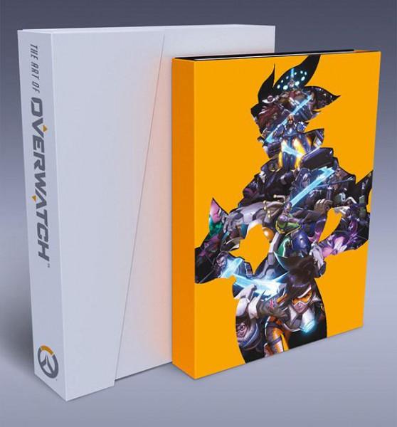 Overwatch - Artbook - The Art of Overwatch / Limited Edition: Dark Horse