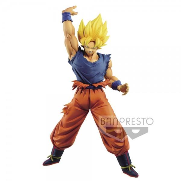 Dragon Ball Z - Son Goku Figur / Maximatic: Banpresto