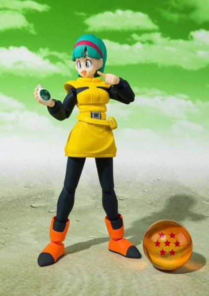 Dragon Ball - Bulma Actionfigur / S.H.Figuarts - Journey to Planet Namek: Bandai