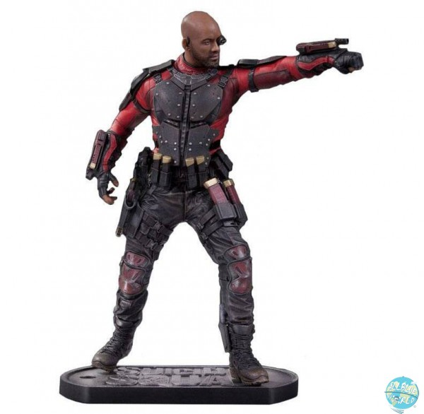 Suicide Squad - Deadshot Statue: DC Collectibles