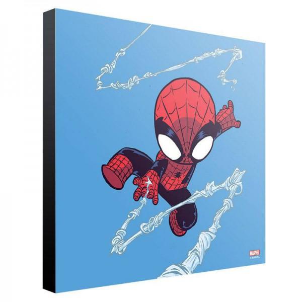 Marvel - Spider-Man - Holzdruck: Semic