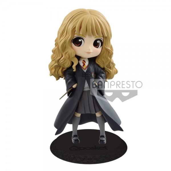 Harry Potter - Hermine Granger Figur / Q Posket - II B Light Color Version Banpresto