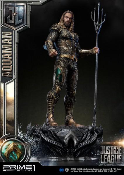 Justice League - Aquaman Statue: Prime 1 Studio