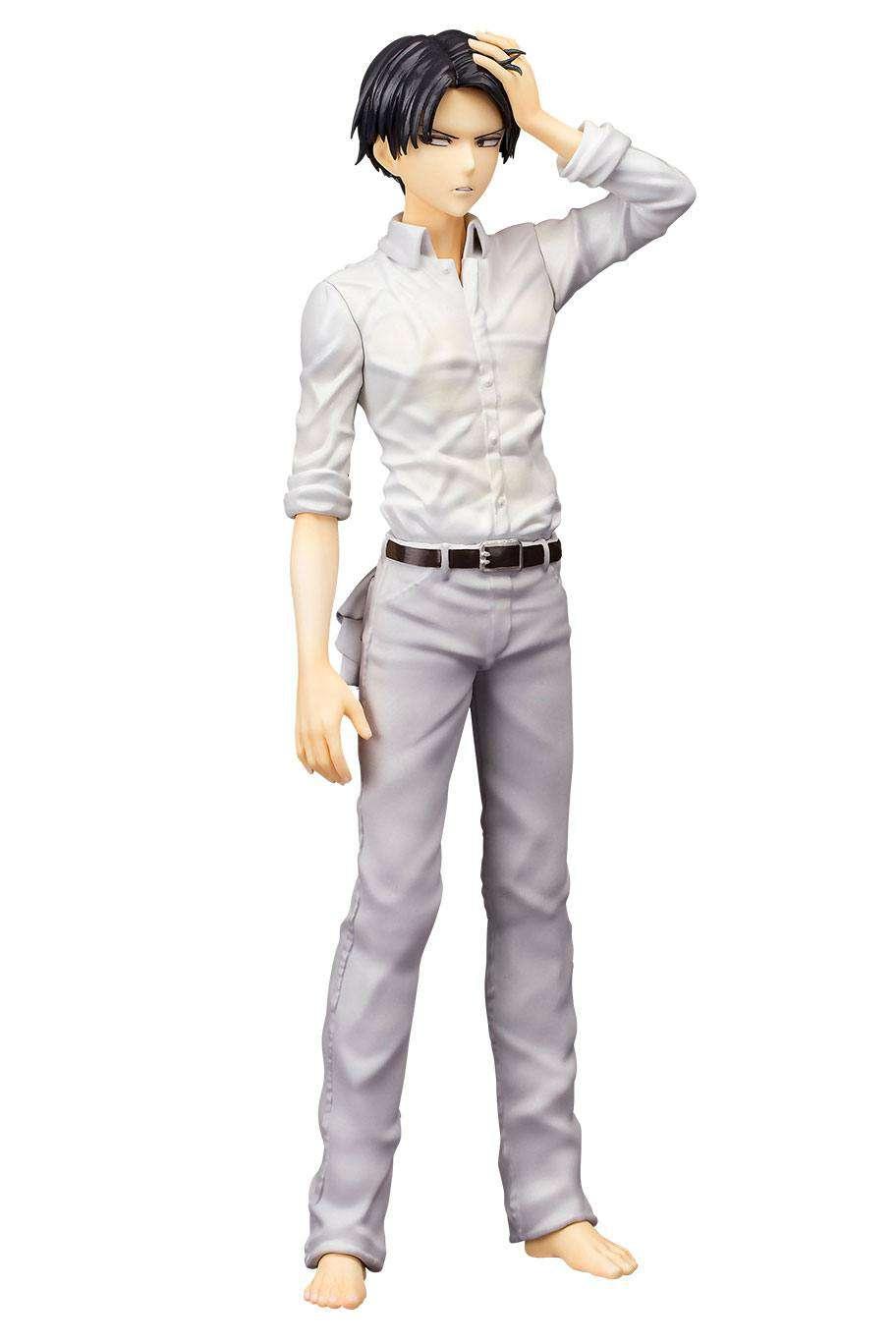 Attack On Titan Levi Statue Allblue World Anime Figuren