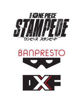 One Piece - Ruffy Figur / Stampede DXF - Grandline Men: Banpresto