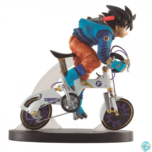 Dragonball Z - Son Goku Diorama - Desktop Real McCoy Vol. 1 / 02 F Edition: MegaHouse
