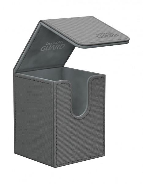 Ultimate Guard - Flip Deck Case 100+ / XenoSkin Grau