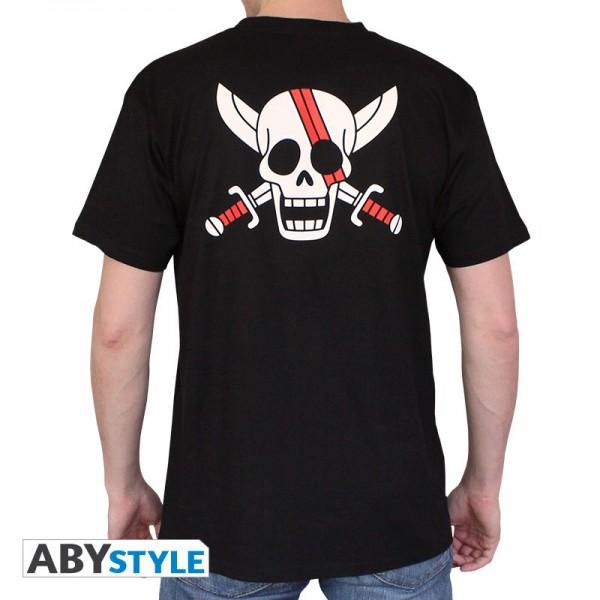 """One Piece - T-Shirt Shanks / Herren Größe """"M"""": ABYstyle"""