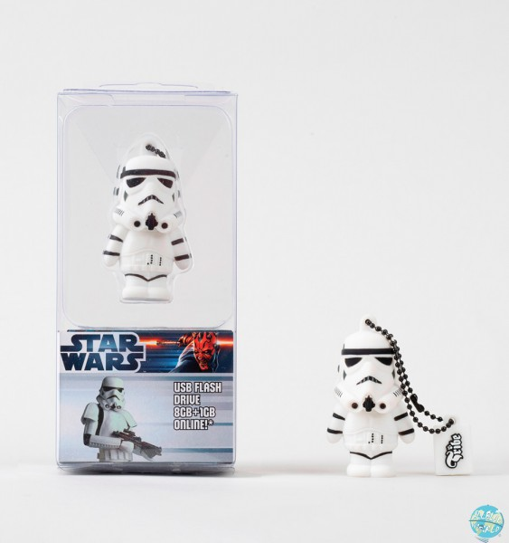 Star Wars Tribe Stormtrooper 8 GB USB Stick 2.0