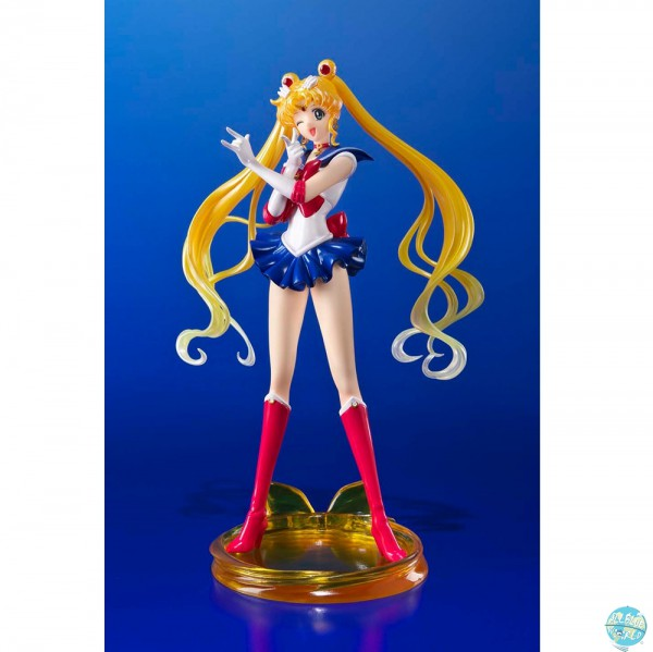 Sailor Moon Crystal - Sailor Moon Statue - FiguartsZERO / Tamashii Web Exclusive: Bandai