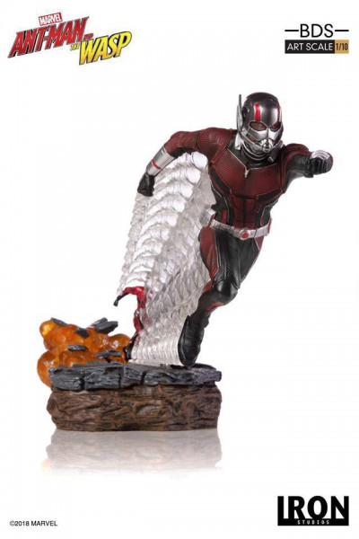 Ant-Man & the Wasp - Ant-Man Statue / BDS Art: Iron Studios