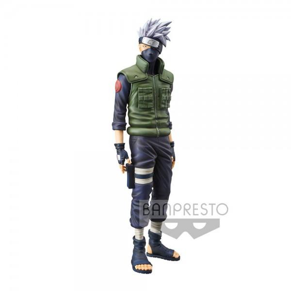 Naruto Shippuuden - Hatake Kakashi Figur - Shinobi Relations / Grandista: Banpresto