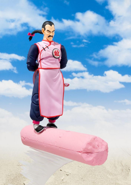 Dragon Ball - Tao Pai Pai Actionfigur / S.H.Figuarts - Web Ex: Tamashii Nations