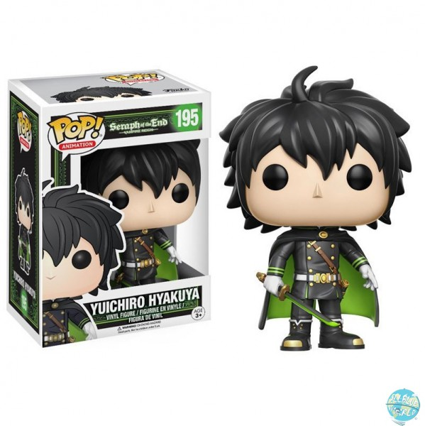 Seraph of the End - Yuichiro Hyakuya Figur - POP!: Funko
