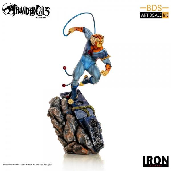 Thundercats - Tygra Statue / BDS Art Scale: Iron Studios