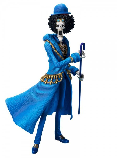 One Piece - Brook Figur - FiguartsZERO / 20th Anniversary: Bandai