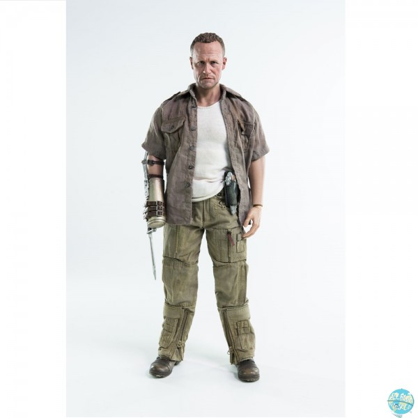 The Walking Dead - Merle Dixon Actionfigur: ThreeZero