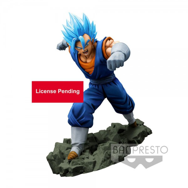 Dragon Ball Z - SSGSS Vegetto Figur: Banpresto