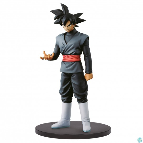 Dragonball Super - Goku Black Figur - Warriors Volume 2: Banpresto