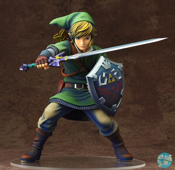 The Legend of Zelda Skyward Sword - Link Statue: Good Smile Company