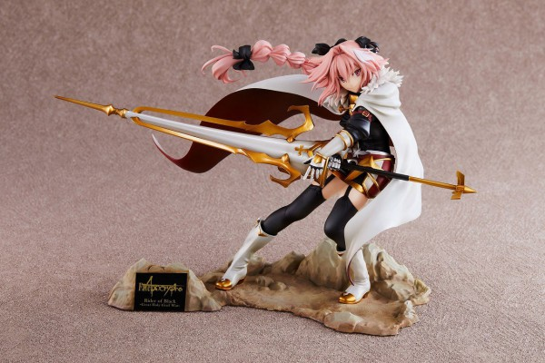 Fate/Apocrypha - Rider of Black Statue / The reat Holy Grail War Version: Aniplex