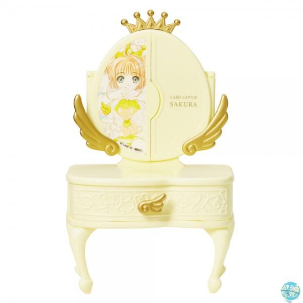 Card Captor Sakura - Mini Schminktisch - Piccolo Dresser / Yellow: Union Creative