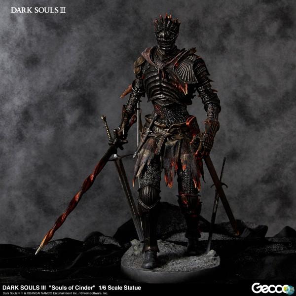Dark Souls - Souls of Cinder Statue: Gecco