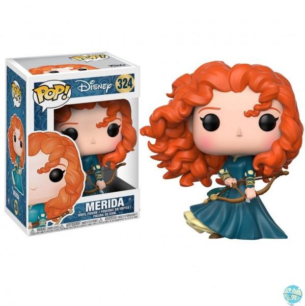 Disney Prinzessinen - Merida Figur - POP!: Funko