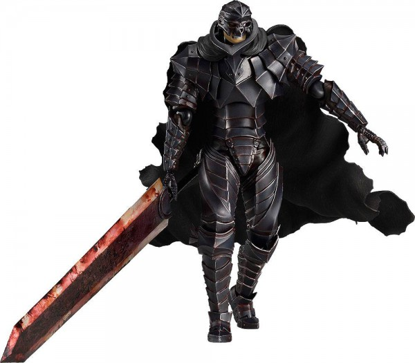 Berserk - Guts Figma / Berserker Armor Version Repaint / Skull Edition: Max Factory