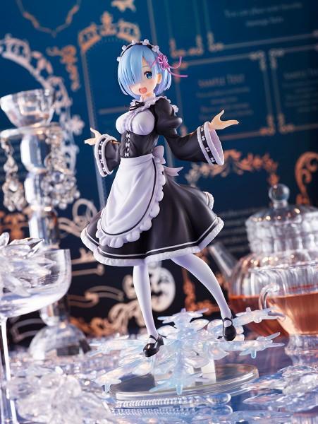 Re:Zero - Rem Figur / Winter Maid Image Version: Taito