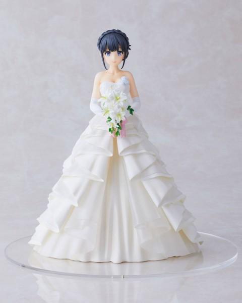 Rascal Does Not Dream of Bunny Girl Senpai - Shoko Mahinohara Statue / Wedding: Aniplex