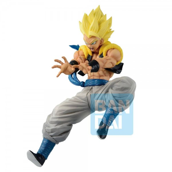 Dragon Ball Super - SSJ Gogeta Figur / Ichibansho - Rising Fighters: Bandai