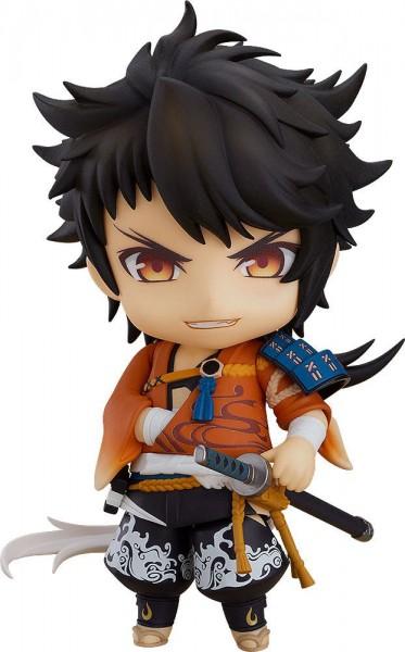 Touken Ranbu -ONLINE- - Mutsunokami Yoshiyuki Nendoroid: Orange Rouge
