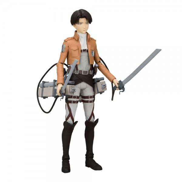 Attack on Titan - Levi Actionfigur: McFarlane Toys