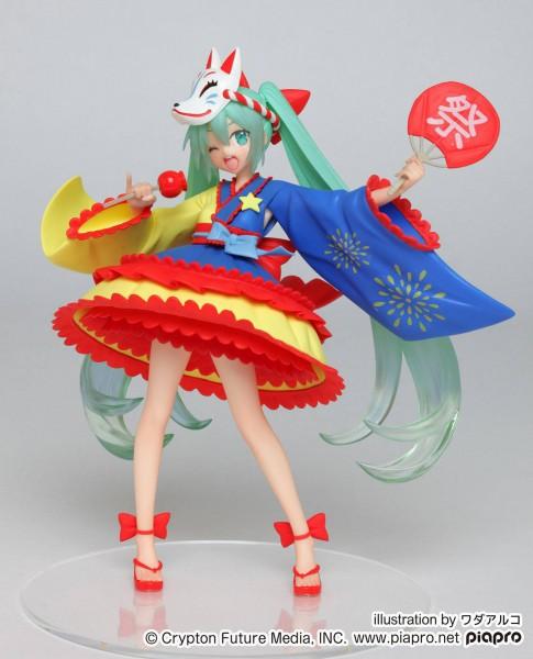 Vocaloid - Hatsune Miku Figur / 2nd Season Summer Version: Taito