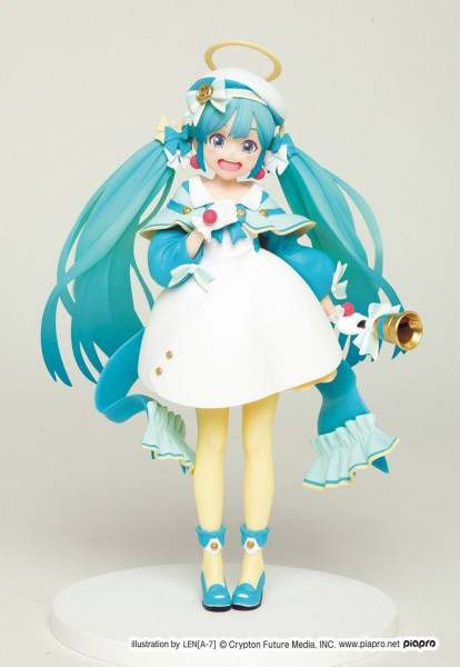 Vocaloid - Hatsune Miku Figur / 2nd Season Winter Version: Taito