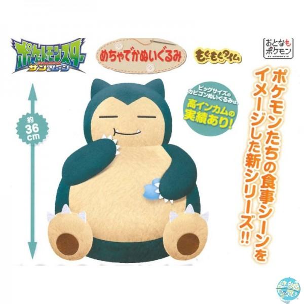 Pokemon - Relaxo Plüschi: Banpresto