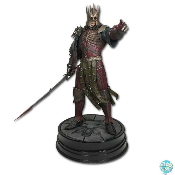 Witcher 3 Wild Hunt - Eredin - König der Wilden Jagd Statue: Dark Horse