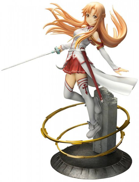 Sword Art Online - Asuna Statue - Aincrad Repackage Version: Kotobukiya