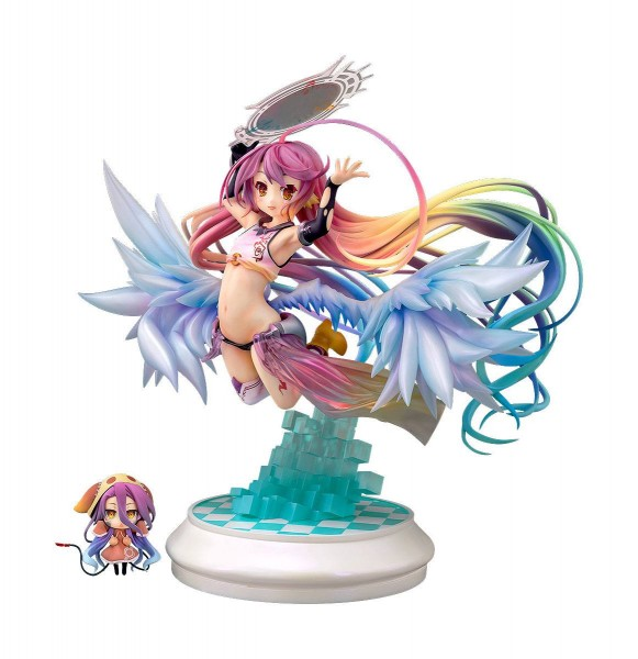 No Game No Life - Jibril Statue / Little Flügel Version: Phat!