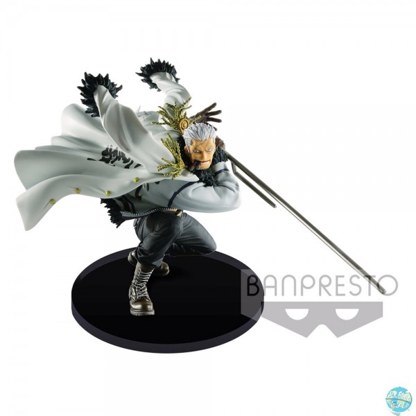 One Piece - Smoker Figur - SCultures / Big Zoukeio 6: Banprest