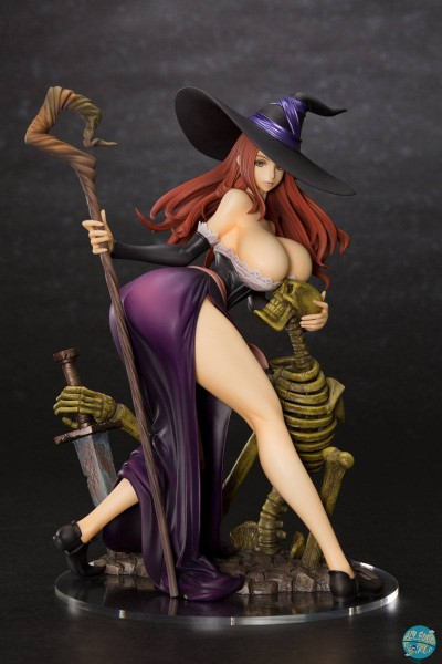 Dragon´s Crown - Sorceress Statue: Orchid Seed